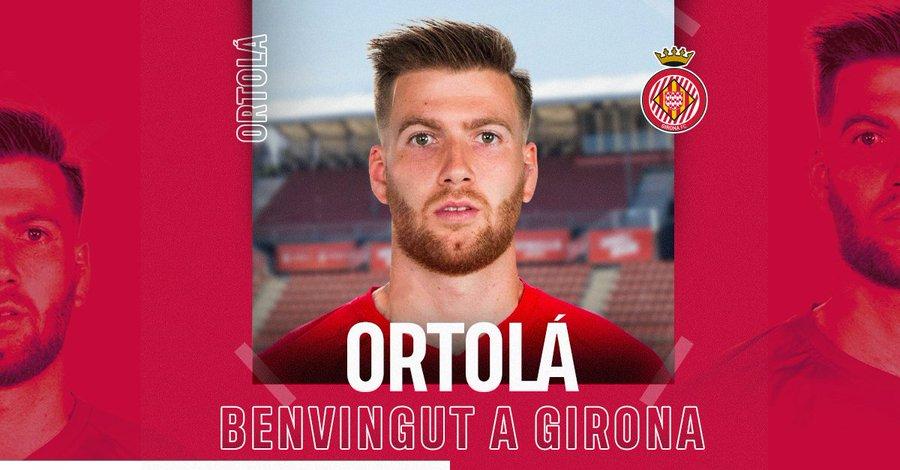 Adrián Ortolá se marcha al Girona FC