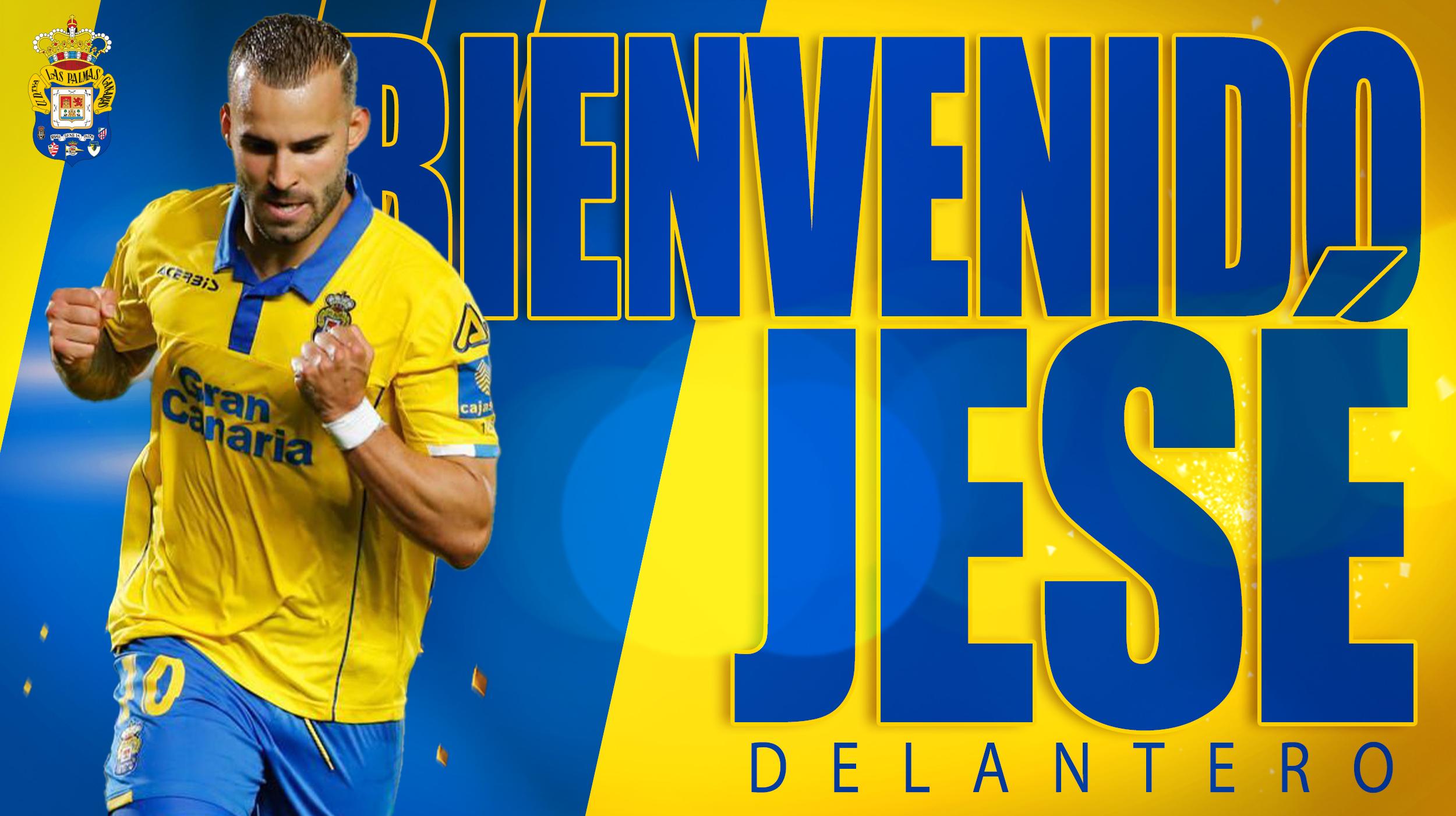 La UD Las Palmas sorprende fichando a Jesé
