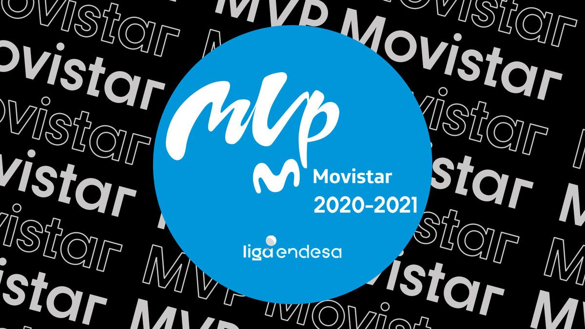 Cuatro aurinegros aspiran a ganar el MVP Movistar 2020-2021