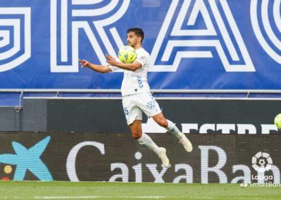 Pomares MVP Tenerife Espanyol