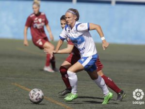 Tres futbolistas no continuarán en la UDG Tenerife