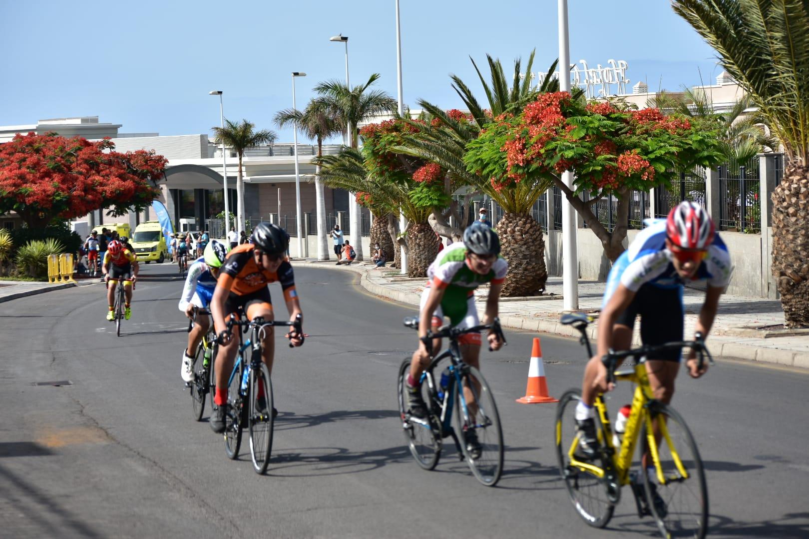San Miguel de Abona acoge este sábado el Campeonato de Canarias de Escuelas de Ciclismo en Ruta