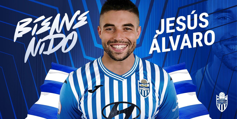 El tinerfeño Jesús Alvaro ficha por el Atlético Baleares