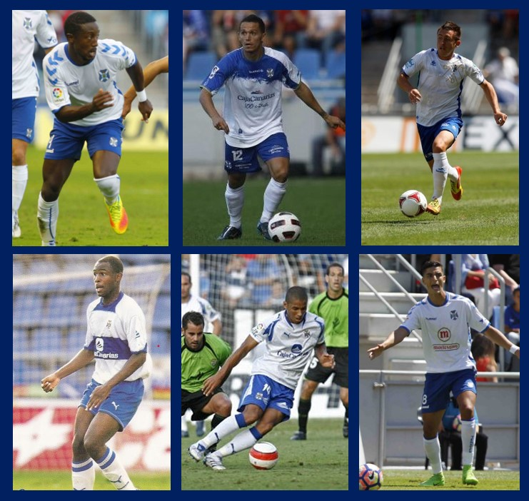 Jérémy Mellot, 9º futbolista nacido en Francia que jugará en el CD Tenerife
