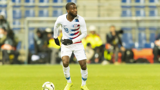 Shaq Moore, en la prelista para la Copa de Oro 2021 con Estados Unidos