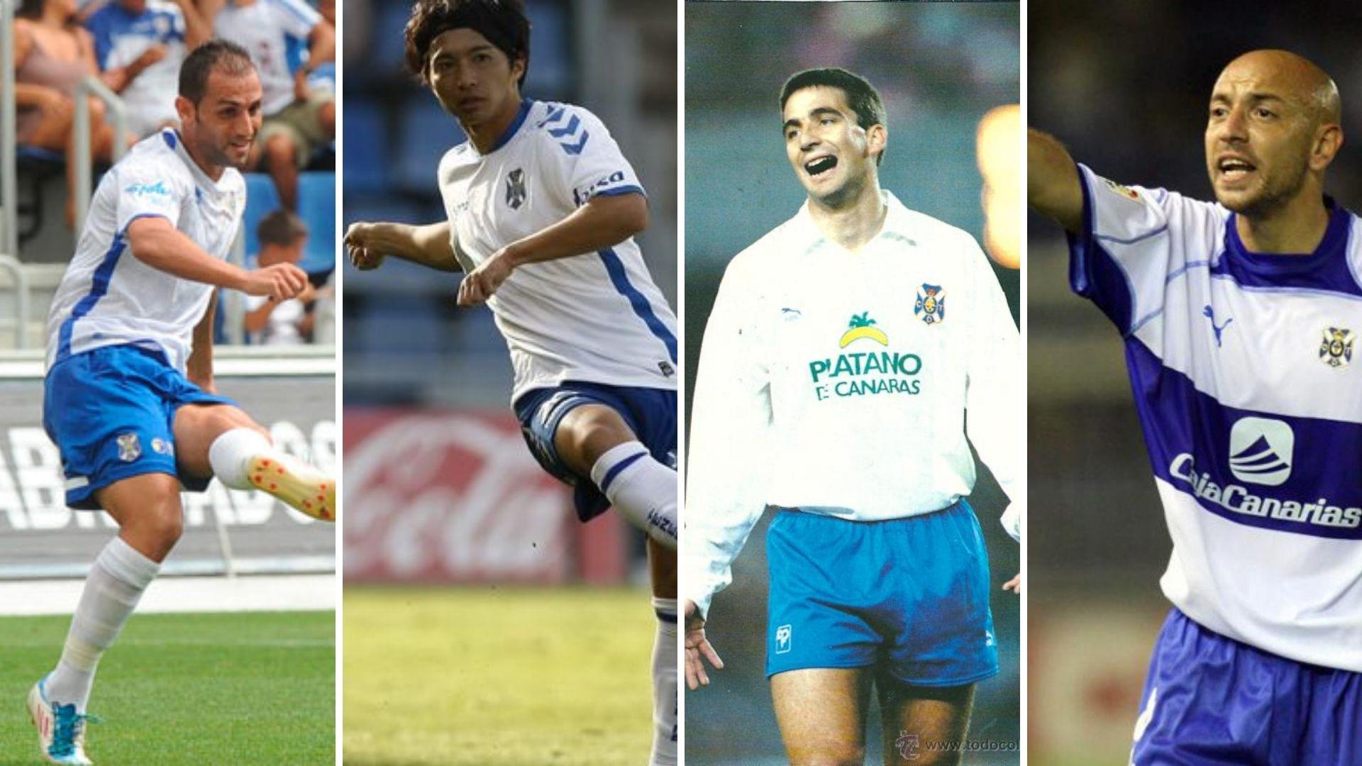 TEST | ¿En qué temporada llegaron estos futbolistas al CD Tenerife?