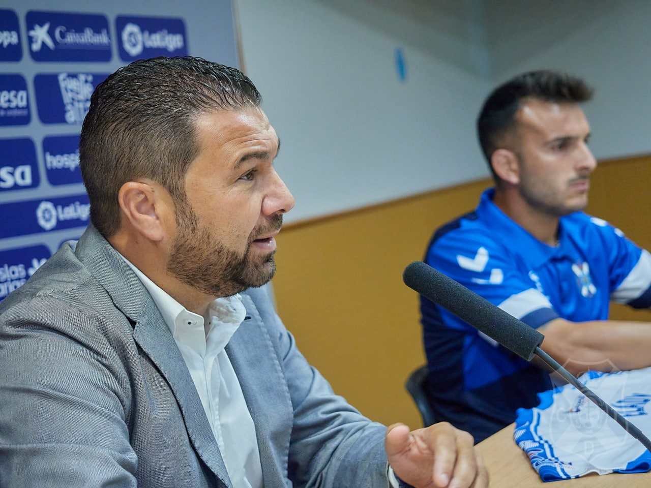 """Juan Carlos Cordero: """"Hay jugadores que tienen que salir"""""""