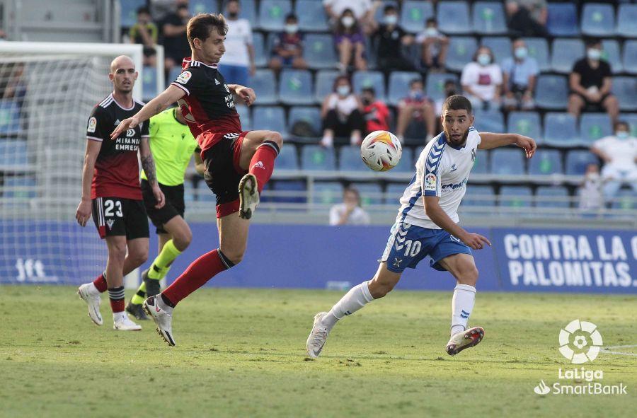 """Shashoua: """"Vamos a Almería con la confianza de conseguir los tres puntos"""""""