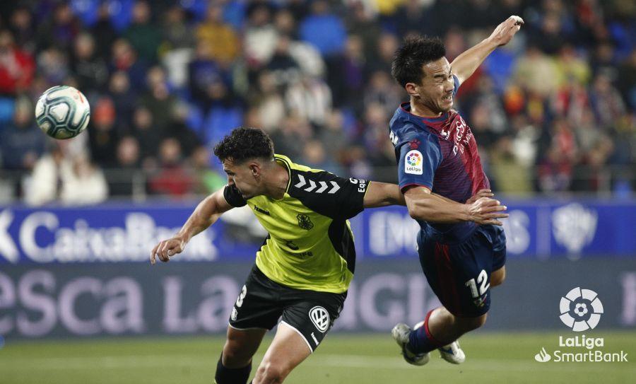 Ya se conoce el día y horario del Huesca-Tenerife en la 8ª jornada