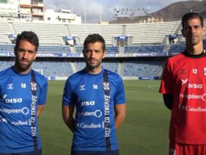 VÍDEO   El CD Tenerife manda un mensaje de apoyo a la isla de La Palma