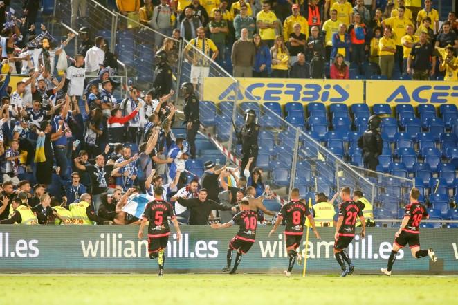 Antecedentes Históricos: 4 victorias del CD Tenerife en suelo grancanario
