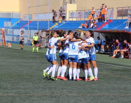 """Crónica del UDG Tenerife 1-1 Atlético de Madrid: """"Puntazo de las guerreras"""""""