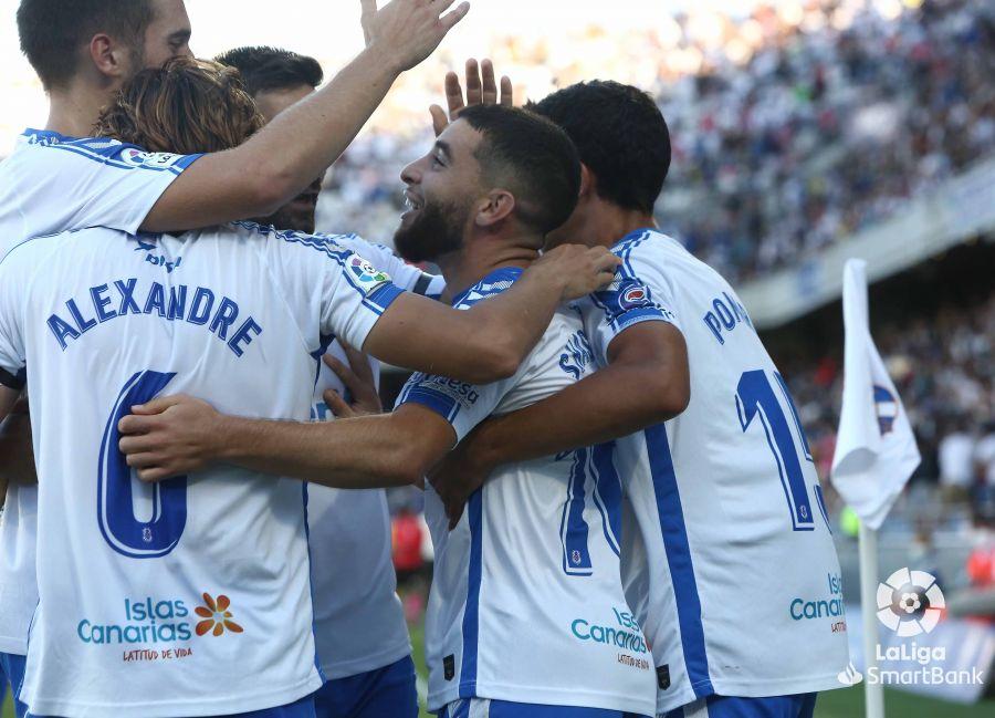 Cuarto gol de Shashoua, 2º de Elady y un nuevo asistente en el CD Tenerife