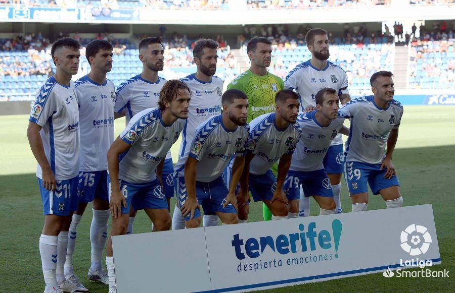 El CD Tenerife protagoniza su mejor arranque liguero en el fútbol profesional en 60 años