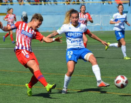 Antecedentes Históricos: Dos puntos de la UDG Tenerife en seis visitas del Atlético