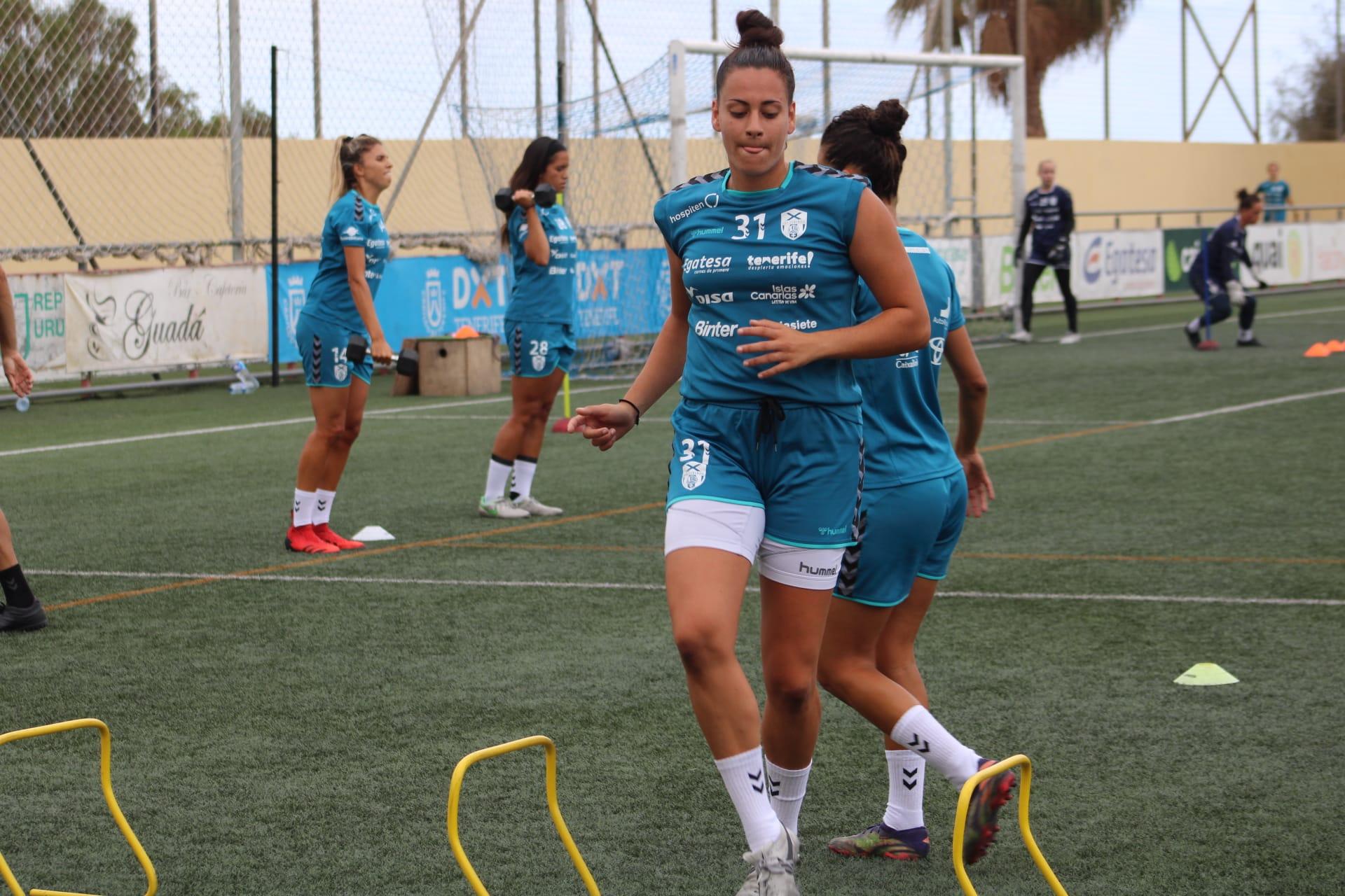 Isa Álvarez, intervenida con éxito