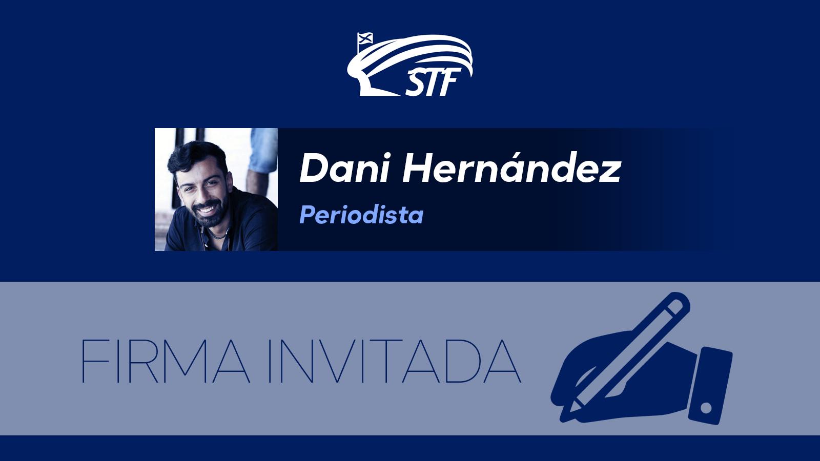 Dani Hernández. 'Un rival despiadado'