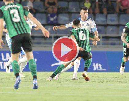 VÍDEO | Resumen del CD Tenerife vs SD Eibar (0-1)
